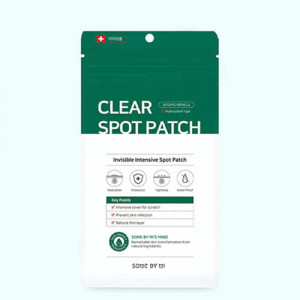 Some By Mi Патчи от прыщей  Clear Spot Patch