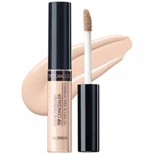 The Saem Cover Perfection Tip Консилер 1.25 Light Beige