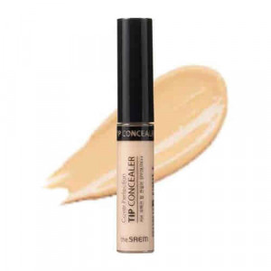 The Saem Cover Perfection Tip Консилер 01 Clear Beige
