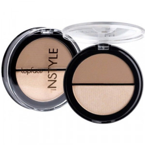 Topface Pt262 Пудра Contour&Highlighter Instyle 001 10гр