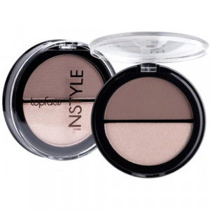 Topface Pt262 Пудра Contour&Highlighter Instyle 002 10гр