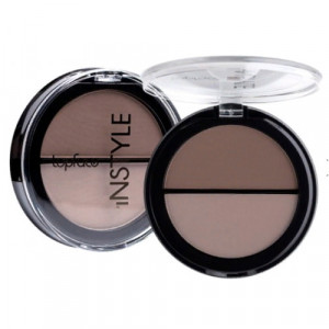 Topface Pt262 Пудра Contour&Highlighter Instyle 004 10гр